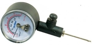Molten PG manual pressure gauge